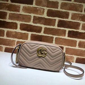Gucci Marmont Bag New Check Description